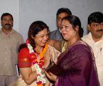 Meenakshi Lekhi adopts Old Pilanji village