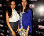 "Bhavana Pani at special screening of movie ""99"" at Fame."