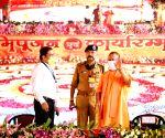 Free Photo: Bhoomi Pujan Celebration