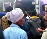 20 injured as train derails in Cuttack