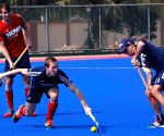 Men's Champions Trophy 2014 - practice session - England