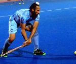 Men's Champions Trophy 2014 - practice - India