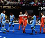 India crash out of hockey World Cup after loss to Netherlands