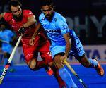 HHCT 2014 - India vs Belgium