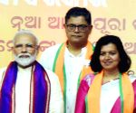 In BJD bastion, a shift of power in Odisha BJP