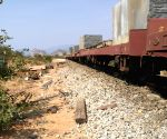 ANGOLA NAMIBE RAILWAY TRAIN CRASH