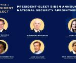 Biden cabinet a return of 'crisis tested' career bureaucrats with Ivy League stamp