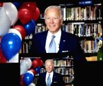 Biden casts early vote for US prez election