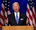 Trump, Biden trade early