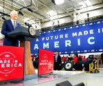 Biden's approval ratings on Covid-19, economy fall: Survey