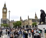 Big Ben won't chime on Brexit day