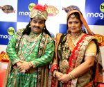 : (260916) Mumbai: Big Magic's show 'Akbar Birbal ' successful completion Of 500 episodes celebration