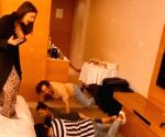 Asim, Rashami, Himanshi chilling post 'Bigg Boss' finale