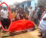 Bridegroom performs newly-wed wife's last rites in Bihar