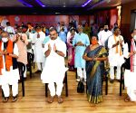 BJP leaders attend 'Seva Hi Sangathan' programme