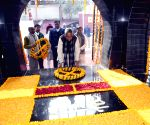 Mahatma Gandhi's death anniversary - Nand Kishore Yadav pays tributes