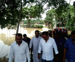Phulwari Sharif: Shyam Rajak visits Bihar's flood affected Phulwari Sharif