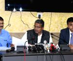 Chief Election officer HR Biswas' press conference