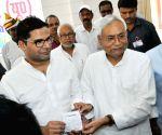 Prashant Kishor joins JD-U