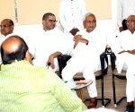 JD-U's national executive meeting - Nitish Kumar, Prashant Kishor, KC Tyagi