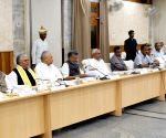 Bihar CM chairs review meeting on flood situation in the state