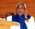 Nitish Kumar launches development projects