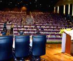 Nitish Kumar at seminar on 'Major Bridges in Bihar