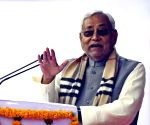 Nitish Kumar inaugurates trauma center at Loknayak Jai Prakash Narayan Hospital