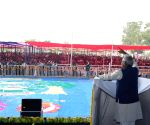 Nitish Kumar inaugurates development projects