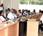 Lok Samvad' programme - Bihar CM and Dy CM