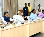 Nitish Kumar chairs a meeting on Bihar Industrial Investment Promotion Policy