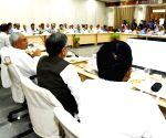 Bihar CM chairs meeting with Bihar State Disaster Management Authority