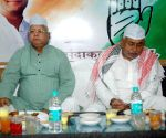 Nitish, Lalu attend Congress Iftaar party