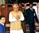 Bihar Assembly's winter session - Nitish Kumar