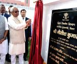 Nitish Kumar inaugurates residences built under MLA Housing Scheme