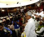 Bihar CM at state assembly