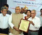 Bihar CM felicitated