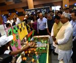 Bihar CM, Education Minister at National Education Day celebrations