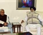Nitish Kumar meets Punjab CM