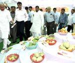 Mango Exhibition - Nitish Kumar