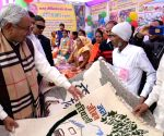 Nitish Kumar inaugurates development projects in Bihar's Vaishali