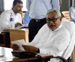 Nitish Kumar's Janata Darbar