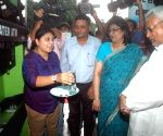 Nitish Kumar flagged off Mobile water cleaning system
