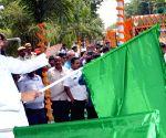 """Nitish Kumar flags off """"Kharif Mahaabhiyan 2016"""