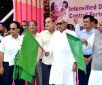 Bihar CM flags off ORS Zinc Express