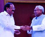 Bihar Diwas celebrations - Venkaiah Naidu, Nitish Kumar