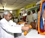 Nitish Kumar pays tribute to Ambedkar Jayanti