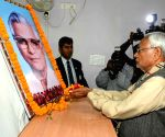 Nitish Kumar pays tribute to George Fernandes