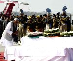 Pulwama militant attack - Bihar CM pays tribute to martyrs