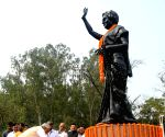 Indira Gandhi's death anniversary - Bihar CM pays tributes